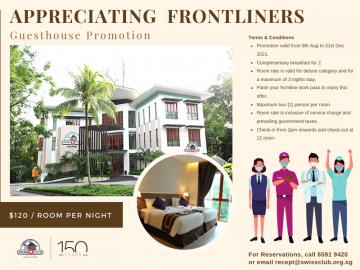Frontliner Promo