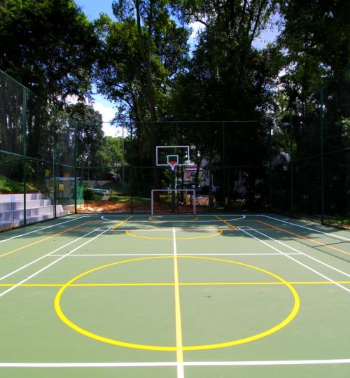 Facilities Basketball