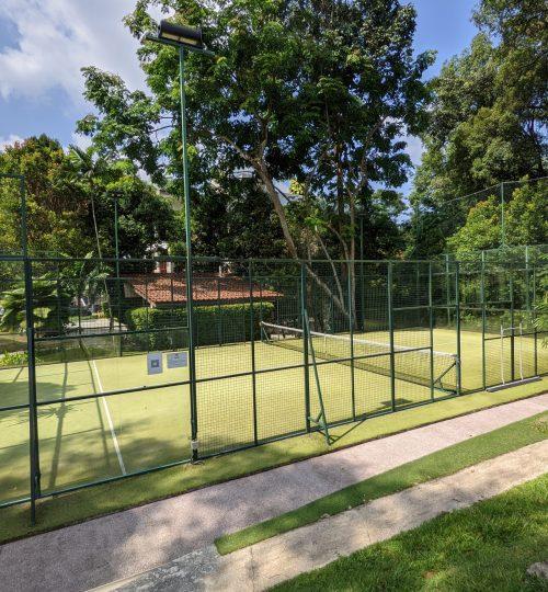 Facilities Tennis