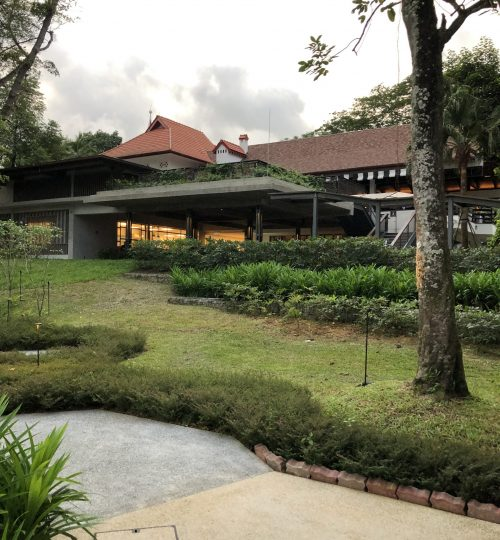 Garden to ClubHouse